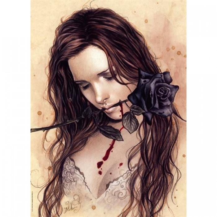 Victoria Francès - Favole : Dark rose
