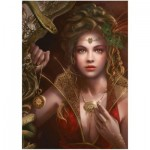 Puzzle  Heye-29614 Cris Ortega : Bijoux en or