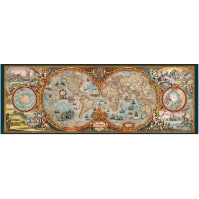 Puzzle Heye-29615 Rajko Zigic : Hémisphère Map