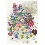 Puzzle  Heye-29665 Jane Crowther : Pink Creation