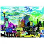 Puzzle  Heye-29681 Kitty McCall : I Love New York!