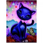Puzzle  Heye-29687 Jeremiah Ketner : Black Kitty