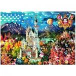 Puzzle  Heye-29700 Ryba Michael : Bavaria