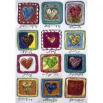 Puzzle  Heye-29706 Steinmayer Stefanie: Year of Love