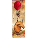 Puzzle  Heye-29743 Mateo Dineen: Red Balloon