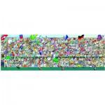 Puzzle  Heye-29757 Roger Blachon: Sports Fans