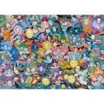 Puzzle  Heye-29789 Masquerade