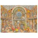 Puzzle  Heye-29794 Adolfsson: Curiosity Cabinet