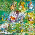 Puzzle  Heye-29799 Mordillo: Wildlife