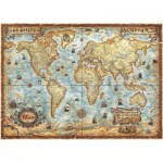 Puzzle  Heye-29845 Rajko Zigic - The World