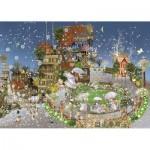 Puzzle  Heye-29919 Ilona Reny - Fairy Park