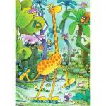 Puzzle  Heye-70168-29503 Mordillo : Rollers