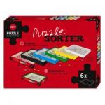 Puzzle  Heye-80590 6 Boîtes de Tri