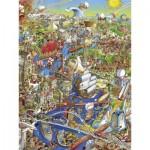 Puzzle   Hugo Prades - History River