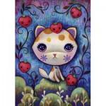 Puzzle   Jeremiah Ketner - Strawberry Kitty