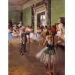 Puzzle  Impronte-Edizioni-046 Edgar Degas - L'Ecole de Danse