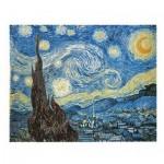 Puzzle  Impronte-Edizioni-055 Vincent Van Gogh -  Nuit Etoilée sur le Rhône