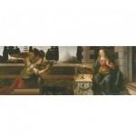 Puzzle  Impronte-Edizioni-073 Léonard de Vinci - L'annonciation