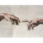 Puzzle  Impronte-Edizioni-084 Michel Ange - La Création d'Adam