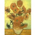 Puzzle  Impronte-Edizioni-091 Vincent Van Gogh - Les Tournesols