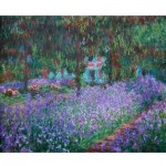 Puzzle  Impronte-Edizioni-094 Claude Monet - Le Jardin de Monet à Giverny
