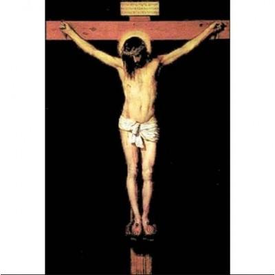 Puzzle Impronte-Edizioni-144 Velasquez - La Crucifixion