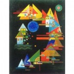 Puzzle  Impronte-Edizioni-150 Vassily Kandinsky - Points dans le Coude, 1927
