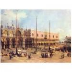 Puzzle  Impronte-Edizioni-151 Canaletto - Place Saint Marc