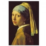 Puzzle  Impronte-Edizioni-234 Johannes Vermeer - La Jeune Fille à la Perle
