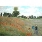 Puzzle  Impronte-Edizioni-236 Claude Monet - Le Champ aux Coquelicots
