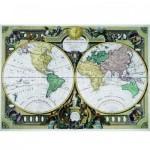 Puzzle  Impronte-Edizioni-246 Carte du Monde