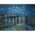 Puzzle  Impronte-Edizioni-251 Vincent Van Gogh -  Nuit Etoilée