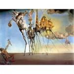 Puzzle  Impronte-Edizioni-268 Salvador Dalí - La Tentation de Saint Antoine