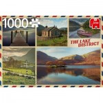 Puzzle  Jumbo-18840 Greetings from The Lake District