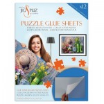 Jig-and-Puz-80007 Colle pour Puzzle 2000 pièces
