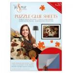 Jig-and-Puz-80008 Colle pour Puzzle 3000 pièces