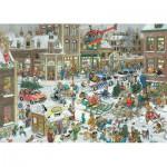 Puzzle  Jumbo-13007 Van Haasteren Jan : Noël