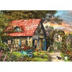 Puzzle  Jumbo-18529 Pièces XXL - Garden Shed