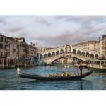 Puzzle  Jumbo-18556 Venise, Pont Rialto