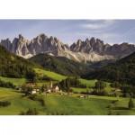 Puzzle  Jumbo-18557 Dolomites, Italie