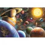 Puzzle  Jumbo-18586 Planète dans l'Espace