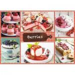 Puzzle  Jumbo-18594 Berries
