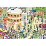 Puzzle  Jumbo-19016 Van Haasteren Jan : L'Evasion