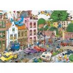 Puzzle  Jumbo-19069 Jan Van Haasteren - Vendredi 13