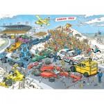 Puzzle  Jumbo-19093 Jan van Haasteren - Grand Prix