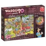 Puzzle  Jumbo-19155 Wasgij Destiny Retro 2 - La Demande en Mariage !
