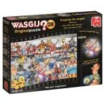 Puzzle  Jumbo-19156 Wasgij Original 28 - Deux Poids, Deux Mesures !
