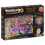 Puzzle  Jumbo-19160 Wasgij Original 30 - Danse avec les Pieds Nickelés !