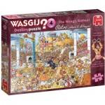Puzzle  Jumbo-19178 Wasgij Destiny 4 - The Wasgij Games