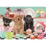 Puzzle  Jumbo-19350 Studio Pets - Cupcakes